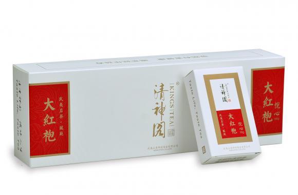 悦心 风范大红袍160g